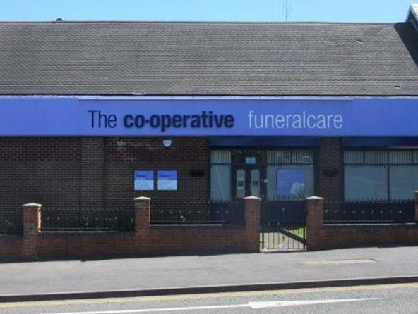 Co-op Funeralcare, Meir