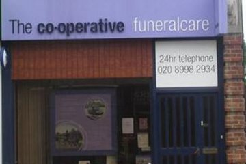 The Co-operative Funeralcare, Ealing
