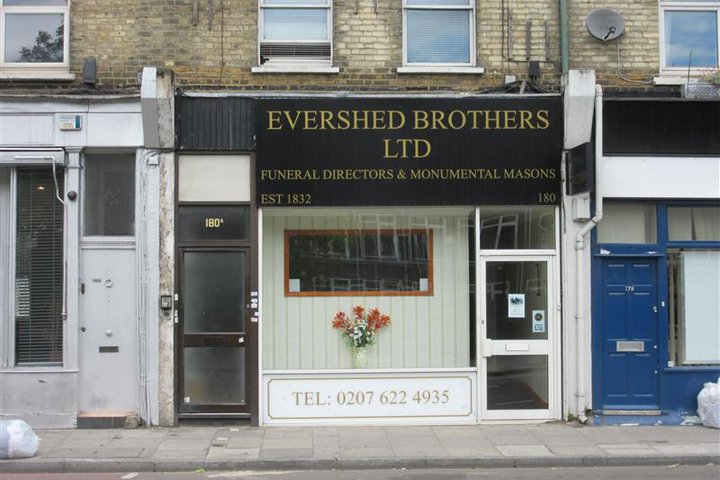 Evershed Brother Ltd.Battersea