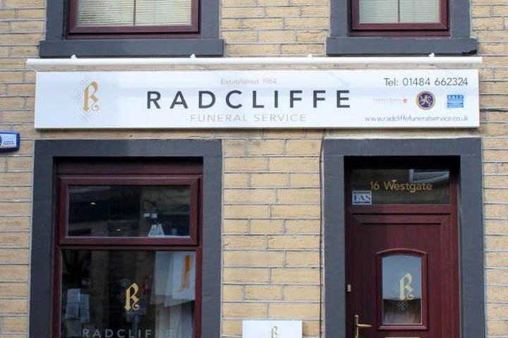 Radcliffe Funeral Service, Honley