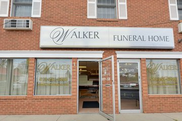 Walker Funeral Home, Hamilton Ave