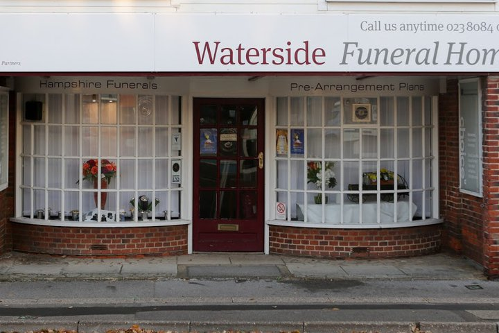 Waterside Funeral Home, Hythe
