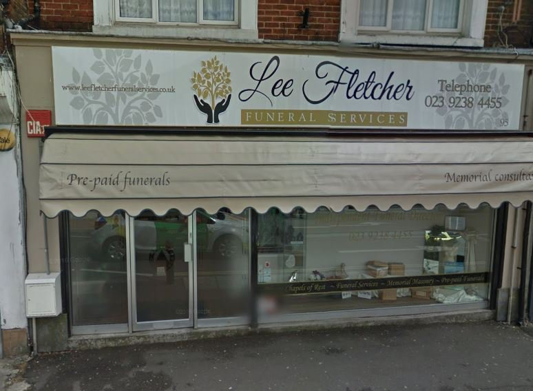 Lee Fletcher Funeral Services Ltd, Hampshire, funeral director in Hampshire
