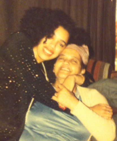 Me & my Mum. Miss you everyday ?