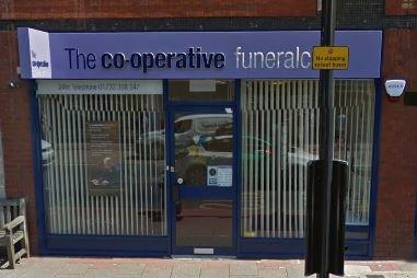 Co-op Funeralcare, Tonbridge