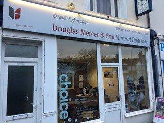Douglas Mercer & Son Funeral Directors, St. Leonards