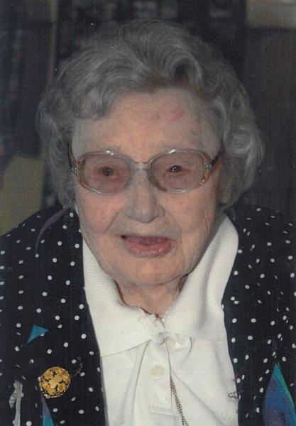 Florence Jean Barber