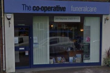 The Co-operative Funeralcare, New Milton