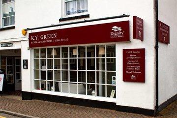 K Y Green Funeral Directors, Princes Risborough