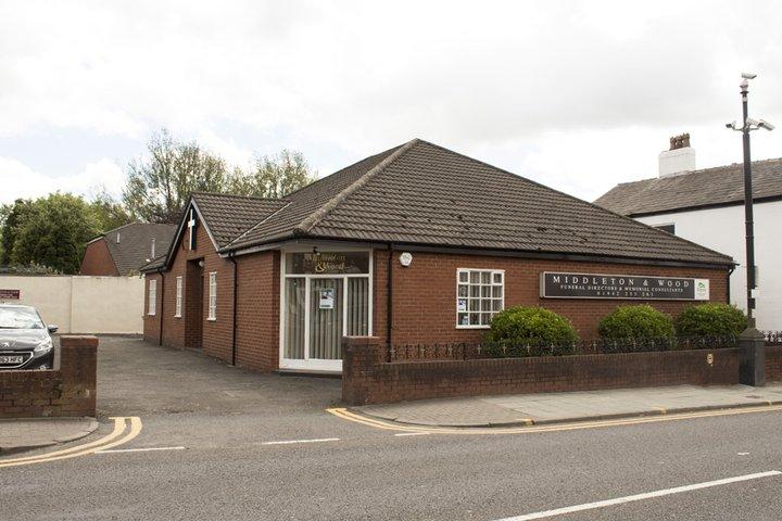 Middleton & Wood Funeral Directors, Borsdane House