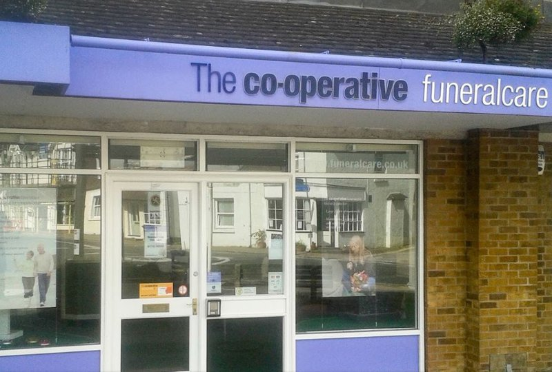 Co-operative Funeral Directors, Liss