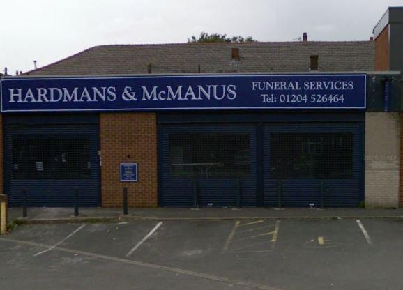 Hardman & McManus Funeralcare, Bolton