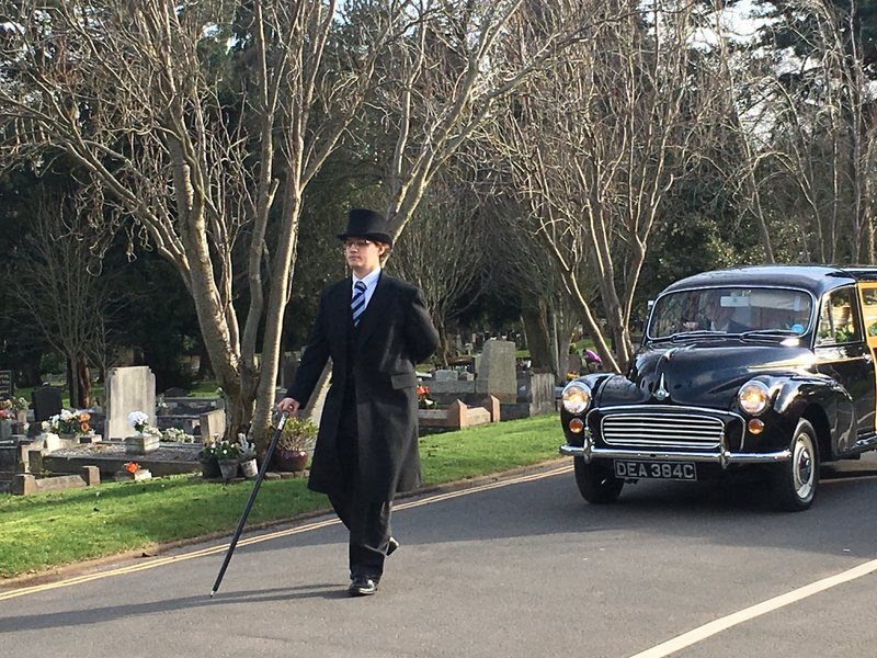 Attwood Funerals, Worcestershire, funeral director in Worcestershire