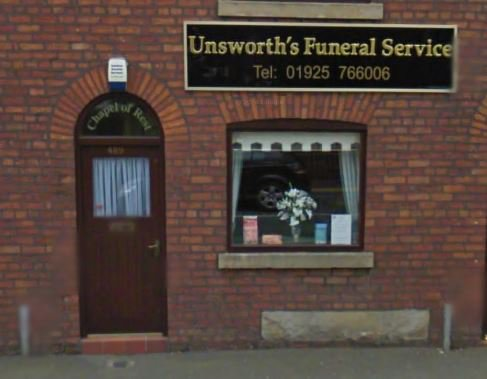 Unsworth & Wilcock Funeral Service