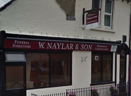 W Naylar & Son Funeral Directors, Rochester