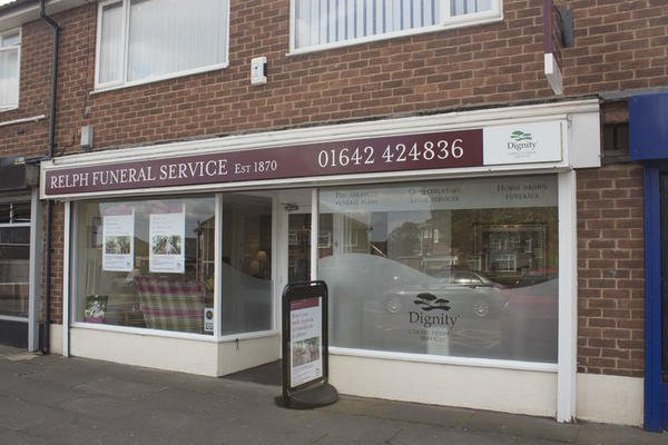 Relph Funeral Directors, Stockton-on-Tees