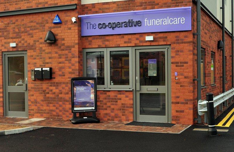 The Co-operative Funeralcare Erdington, Birmingham, funeral director in Birmingham