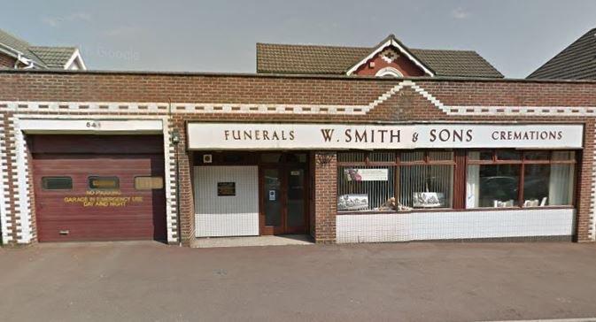W Smith & Sons Ltd, Bournemouth
