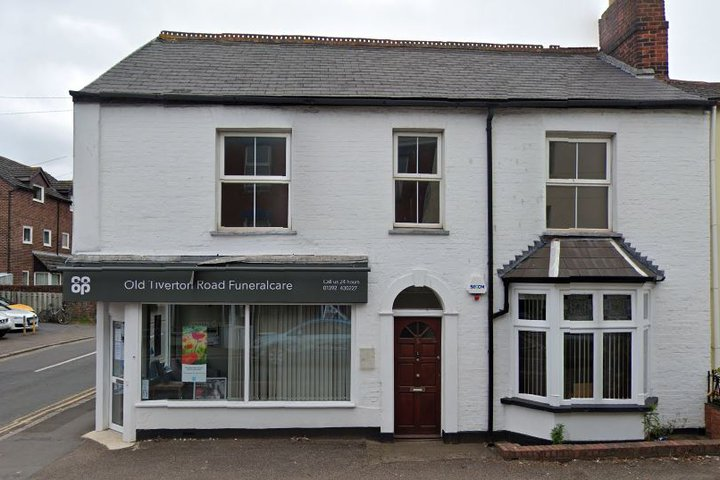 Old Tiverton Road Funeralcare, Exeter