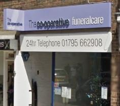 Co-op Funeralcare, Sheerness