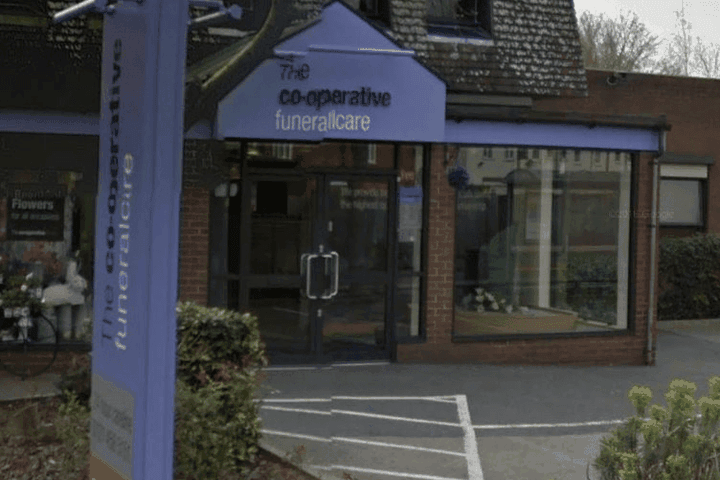 The Co-operative Funeralcare Stirchley