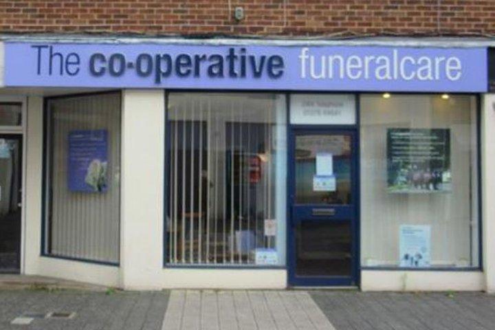 Co-op Funeralcare, Camberley