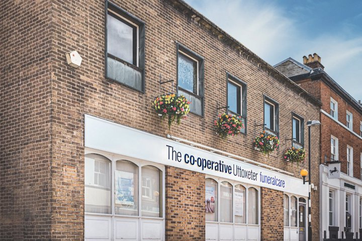 The Co-operative Funeralcare Uttoxeter