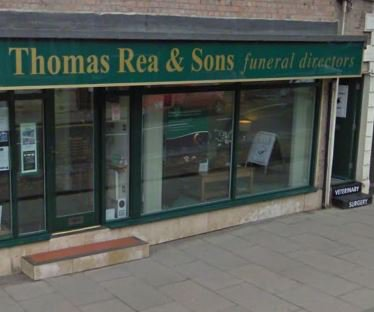 Yarm Funeralcare (inc Thomas Rea and Sons)