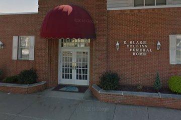 E Blake Collins Funeral Home