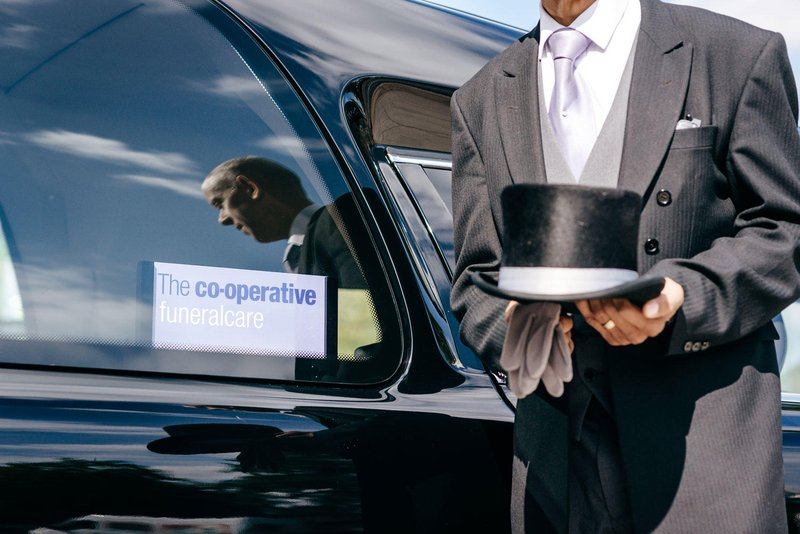 The Co-operative Funeralcare Uttoxeter, Staffordshire, funeral director in Staffordshire