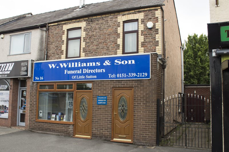 W Williams & Son Funeral Directors, Whitby