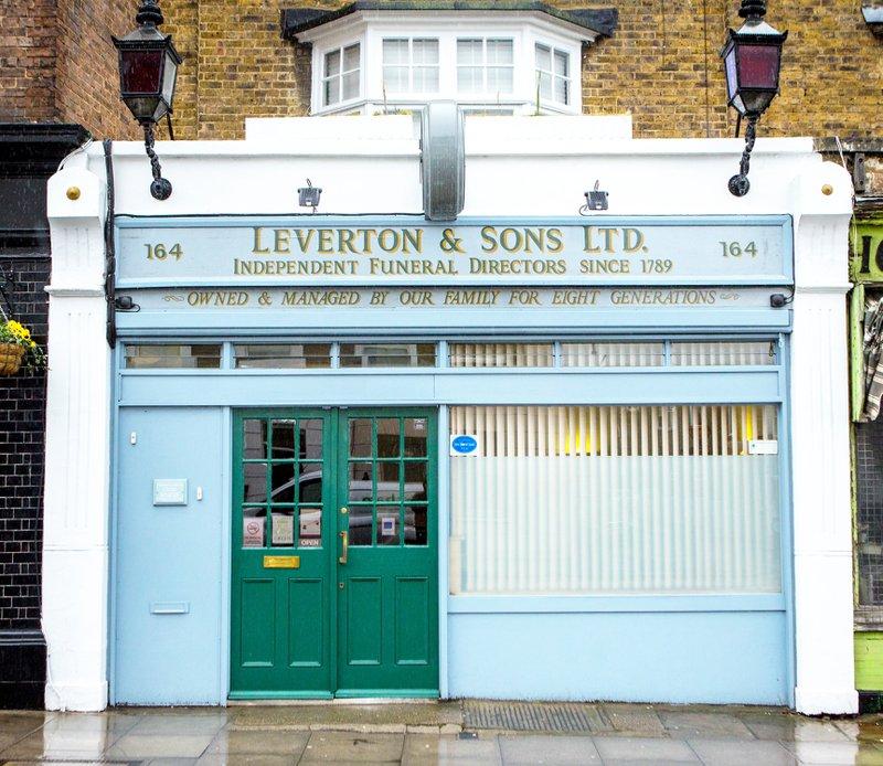 Leverton & Sons Ltd, Gospel Oak