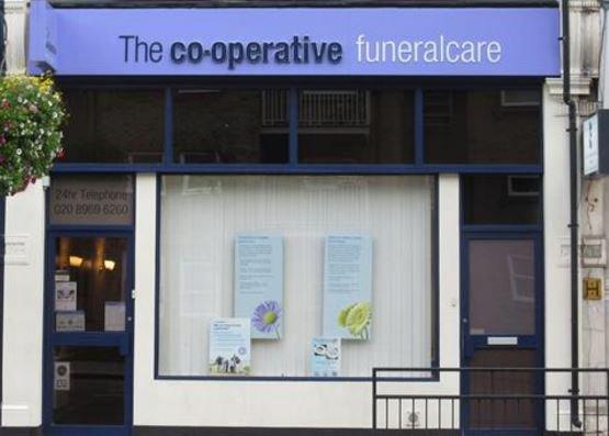 Co-op Funeralcare, North Kensington