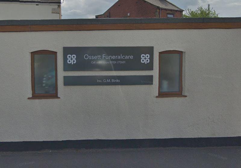 Ossett Funeralcare (inc G M Binks)