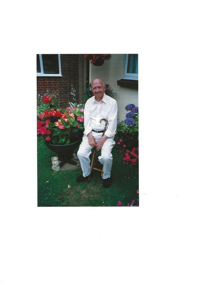 Alfred William 'Alf' Rogers