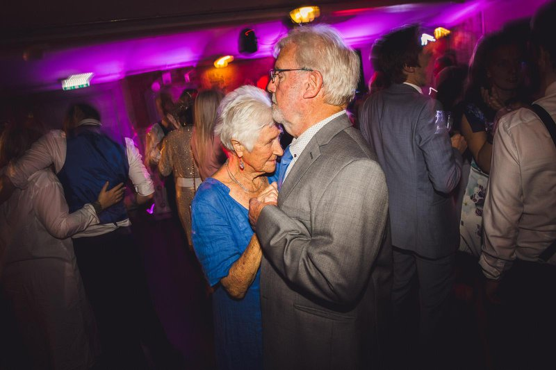 Love this photo at Laura's (her great niece) wedding in 2018