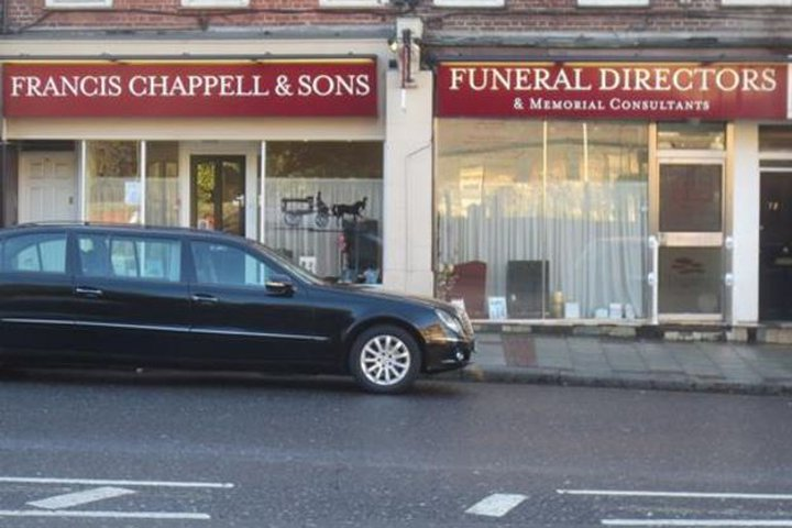 Francis Chappell & Sons Funeral Directors, Eltham
