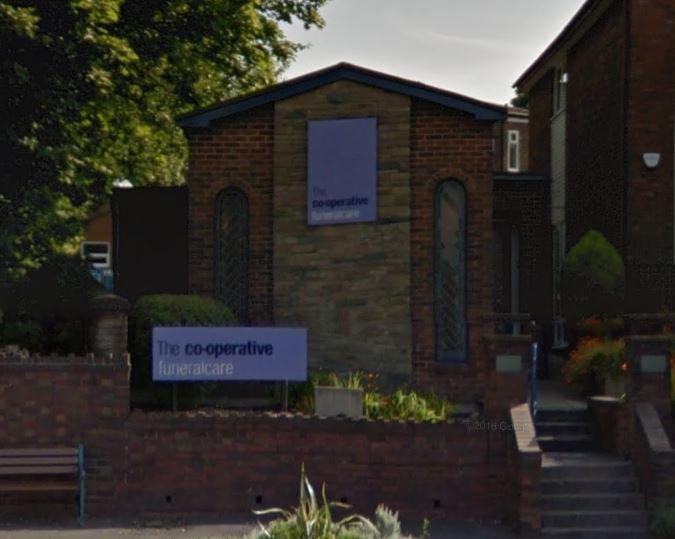 Co-op Funeralcare, Prestwich