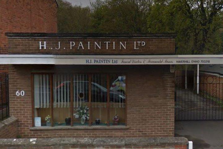 H.J Paintin Ltd, Haverhill