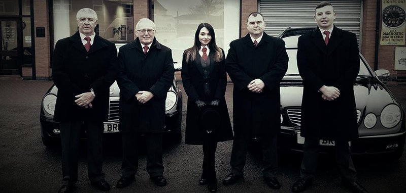 G. Gilbert Funeral Service, Nottinghamshire, funeral director in Nottinghamshire