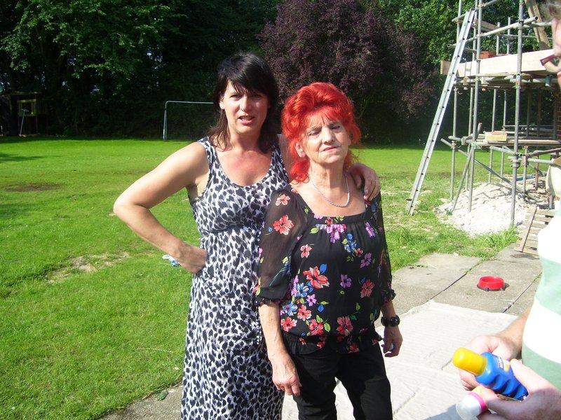 Mum & Janette