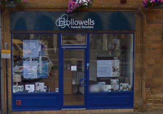 B Hollowell & Son, Northampton Derngate
