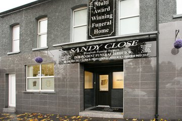 Sandy Close Funeral Services, Shankill Road, Belfast