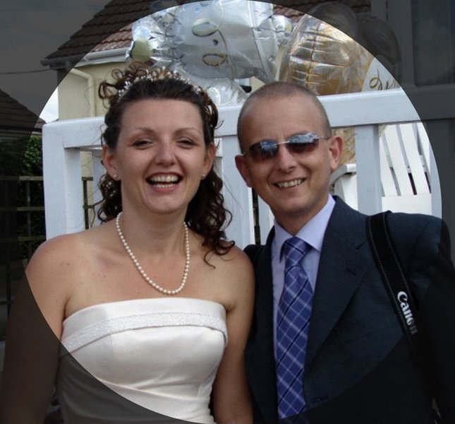 You always had a cheerful hello for everyone, we were so happy that you were willing take our wedding pics and we were blessed to have you & Sharon as friends. You will be greatly missed by all. RIP Nigel, Love Kellie, Spencer, Max & Millie xx