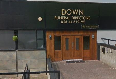 Down Funeral Directors, John St