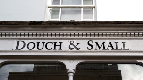 Douch & Small Funeral Director, Wimborne