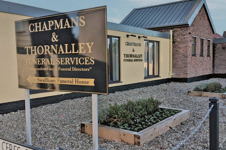 Chapmans & Thornalley Funeral Services