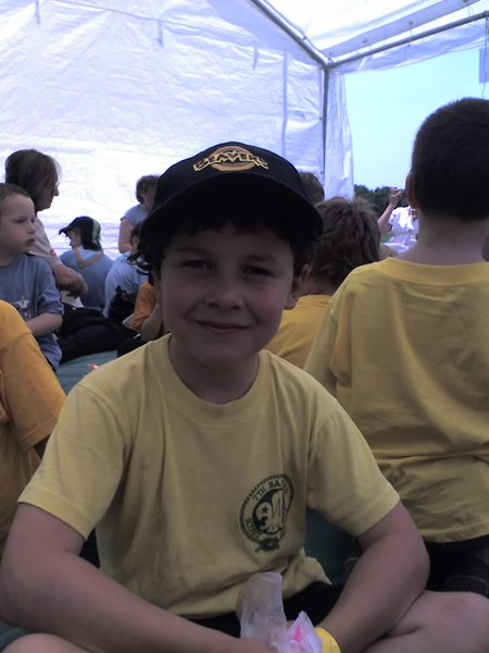 Owen at Bazzaz, not sure of year, maybe 2007?