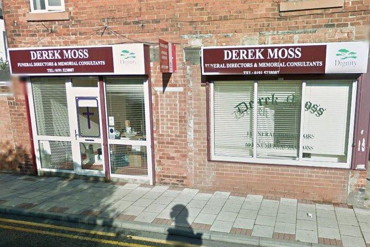 Derek Moss Funeral Directors, Sunderland