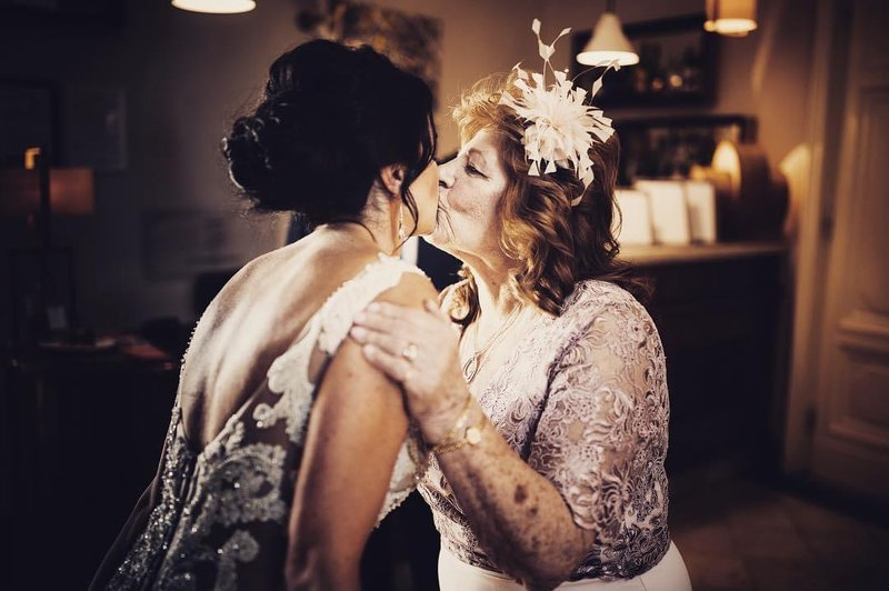 Nanna, you really do mean the whole world to me. You were so full of love and this photo is one of many photos that I'll treasure forever. Us on my Wedding Day, a day you helped make so, so special. Until we can squeeze again. Loves yah, best Nan ever xx